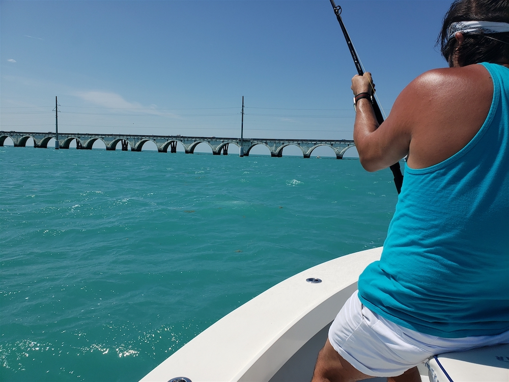 Deep Sea Fishing FL Keys