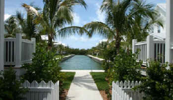 Marathon Key Florida Vacation Rental Lagoon