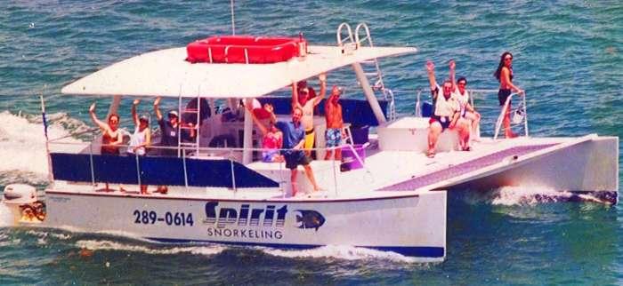 Spirit Snorkel Trip